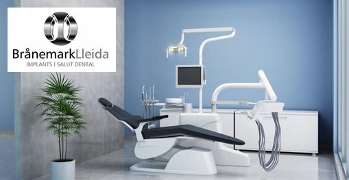 Centro Odontológico Branemark en Lleida
