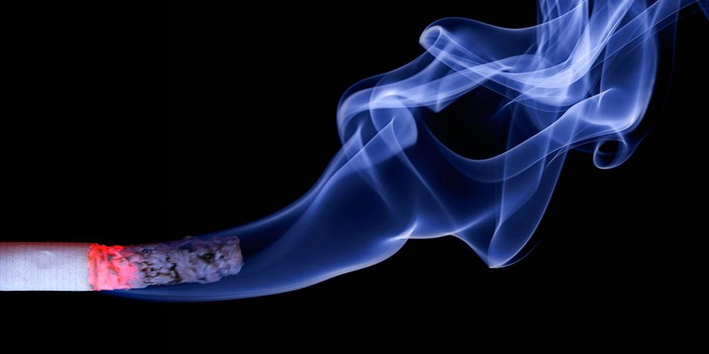 Efeito do tabaco nos dentes